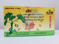 Royal King 100% Natural Herbal  Ginkgo Biloba Tea 20 Tea Bag