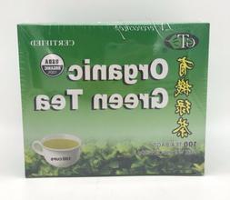 100% Organic Green Tea , 100% Natural, USDA CERTIFIED - GT