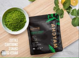 🍵100% USDA Organic Matcha Green Tea Powder - PURE Japanes