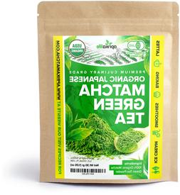 💚💚💚100% Organic Premium Quality Japanese Matcha Gre