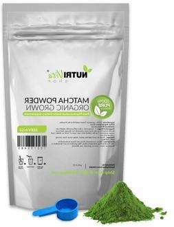 100% Pure Matcha Green Tea Powder Organically Grown Japanese