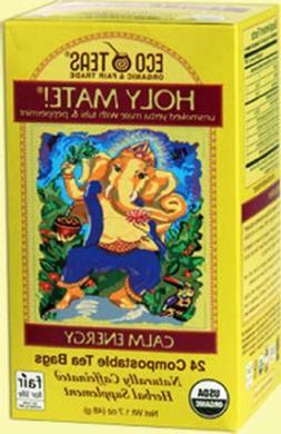 Eco Tea 20232-3pack Eco Tea Holy Mate! Tea Bags - 3x24 ct