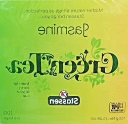 3/ 6 /12 Boxes Stassen Jasmine Green Tea 100 Tea Bags - Numb