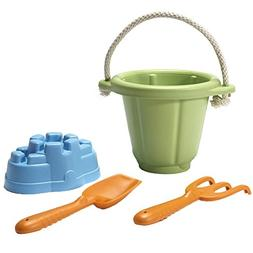 GREEN TOYS, SAND PLAY SET,GREEN CT EA 1