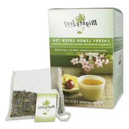 Mighty Leaf Tea, Cherry Lemon Green Tea