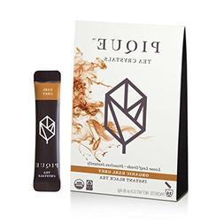 Pique Organic Earl Gray Black Tea Crystals, Antioxidants, En