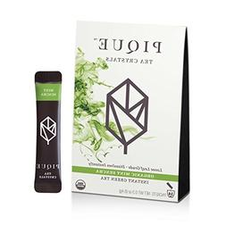 Pique Organic Mint Green Tea Crystals, Antioxidants, Energy,
