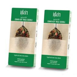 Rishi, Tea Bag Filters, 100 Count
