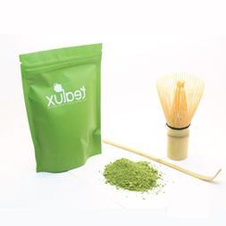 Tealyra - Matcha Set - Premium Izu Matcha Green Tea - Organi