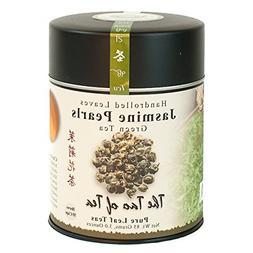 The Tao of Tea, Handrolled Jasmine Pearls Green Tea, Loose L
