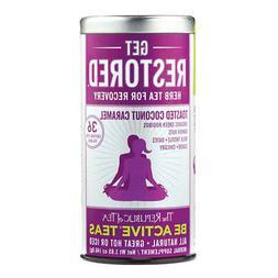 The Republic Of Tea Be Active Green Rooibos Tea, Get Restore