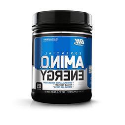 Optimum Nutrition Amino Energy, Blue Raspberry, 65 Servings