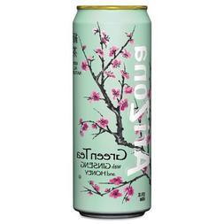 "Arizona� ""Green Tea with Ginseng & Honey, 23 oz Can, 24"