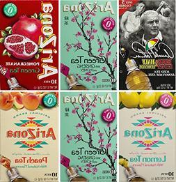 AriZona Assorted Iced Tea Stix  10 Count Per Box , Single Se