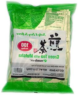authentic japanese sencha green tea