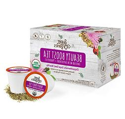 Super Organics Beauty Boost Green Tea Pods With Superfoods &