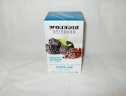 Bigelow Benefits Herbal Tea  Cinnamon & Blackberry Herbal Te