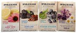 Bigelow Benefits Super Every Day Tea Bundle - 4 Boxes of Her