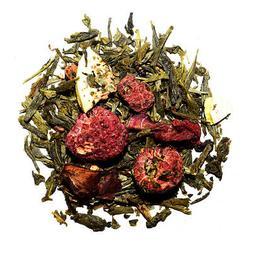 Berry Green Tea - Caffeinated - Loose Leaf Tea