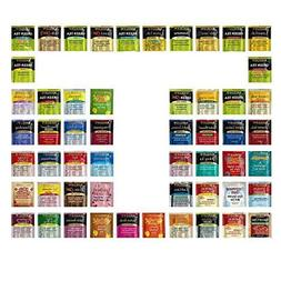 Geenbow Bigelow Tea Sampler 32 Classic Flavor Assortment Tea