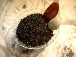 Black Currant Loose Leaf Aged Asian Black Tea Blend Pure & N