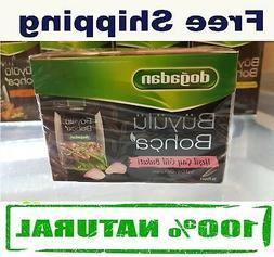 Dogadan BUYULU BOHCA - Green Tea with Rose Petals - 16 Tea B