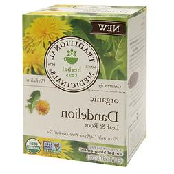 Traditional Medicinals Caffeine Free Organic Herbal Tea, Dan