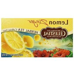 Celestial Seasonings Herbal Tea Caffeine Free Lemon Zinger -