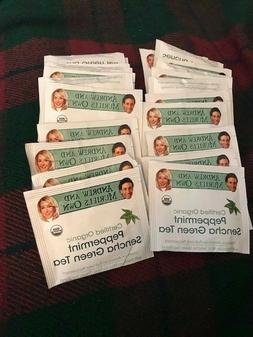 Andrew Lessman Certified Organic Peppermint Sencha Green Tea