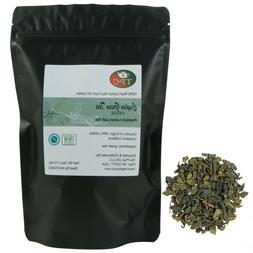 Ceylon Green Tea Premium Loose Leaf Tea Pouch 4 oz