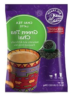 Big Train Chai Tea Latte, Green Tea, 3.5 Pound, Powdered Ins