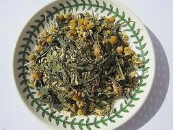 Chamomile Green Tea - 4 oz, Loose Leaf Blends by Nature Tea,