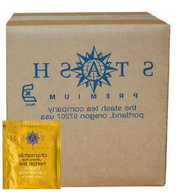 Stash Tea Chamomile Herbal Tea 100 Count Box of Tea Bags, Pr
