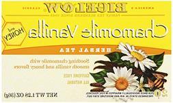 Bigelow Chamomile Vanilla Herbal Tea With Honey 20 Count  Ca
