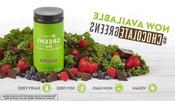 Chocolate Greens Detox Alkaline PhLevel It Works JAR w/match