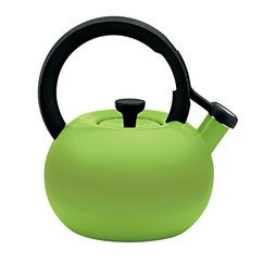 Circles 2-qt. Tea Kettle, Kiwi Green