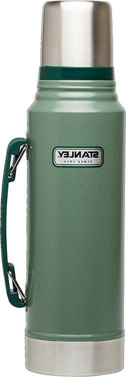 Stanley Classic Vacuum Bottle Stainless Steel Green Tea Coff