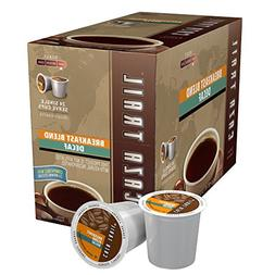 Caza Trail Coffee, Decaf Breakfast Blend, 24 Single Serve Cu
