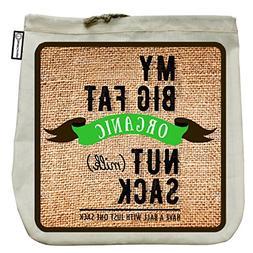 My Big Fat Organic Nut  Sack  Commercial Quality Organic Cot