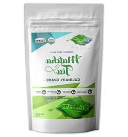 EthniciTea Culinary Grade Organic Matcha Green Tea Powder, 4