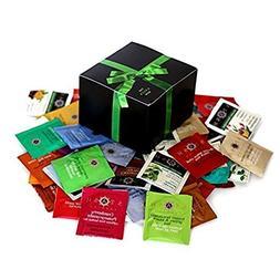 Custom Variety Tea Bags - Sampler Assortment Variety Tea Bag