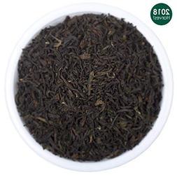 Premium Black Loose Leaf Darjeeling Tea   Pure, 2018 Prime S