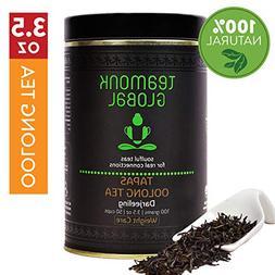 Teamonk Darjeeling Organic Oolong Tea for Weight Loss, 3.5oz