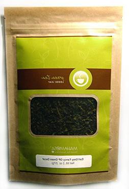 Mahamosa Decaffeinated Green Tea Loose Leaf  - Earl Grey Fan