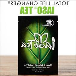 TLC Total Life Changes IASO Natural Herbal Detox Tea Bags -