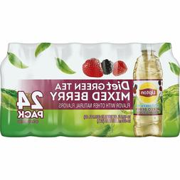 Lipton Diet Green Iced tea with Mixed Berry