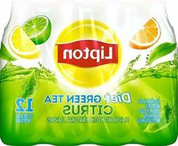 Diet Lipton Green Tea, Citrus