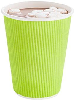 Disposable Paper Hot Cups - 500ct - Hot Beverage Cups, Paper