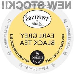 Twinings Earl Grey Tea Keurig K-Cups, 24 Count