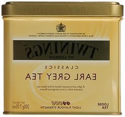 Twinings Earl Grey Tea, Loose Tea, 7.05 Ounce